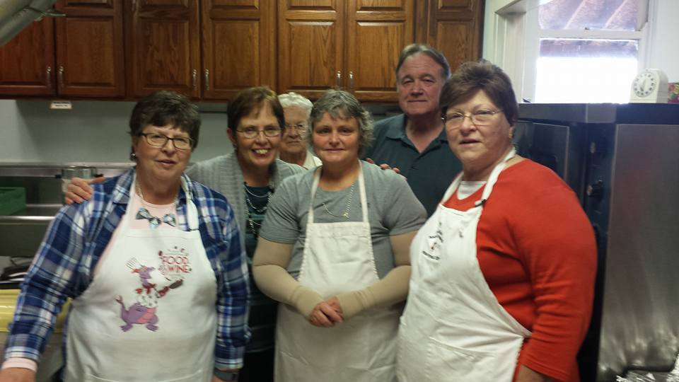 kitchen ministry