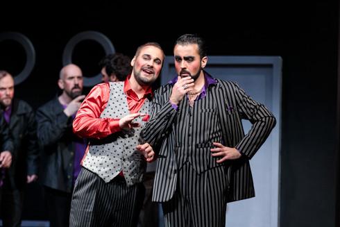 Rossini - Haly - L'Italienne à Alger