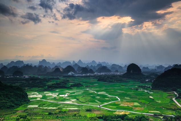 Gulin, China