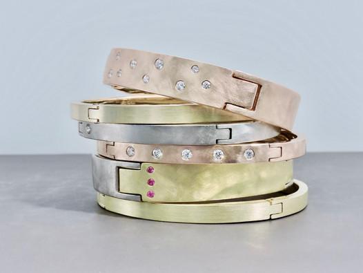 'Tension' Bracelets