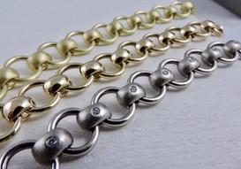 'Pebble' Bracelets
