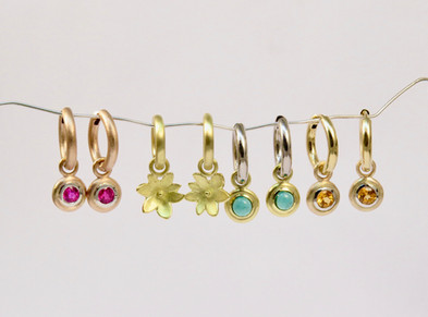 Charm Pairs & Katerina Flower Charms