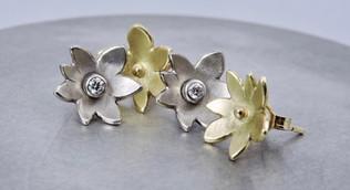 'Katerina Flower' Earrings