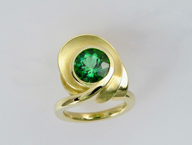 'Eclipse' Ring