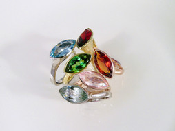 'Marquise' Rings