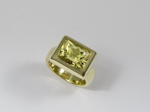 'Pebble' Ring