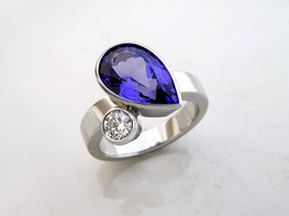 'Explosion' Ring