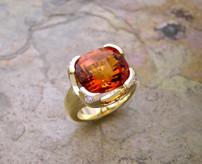 'Byzantine' Ring