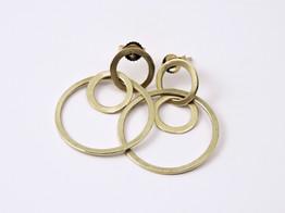 'Cycle' Earrings