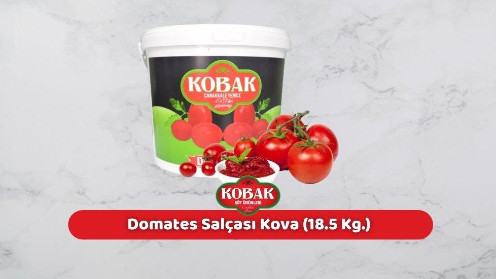 Kobak Domates Salçası Kova (18.5 Kg.)