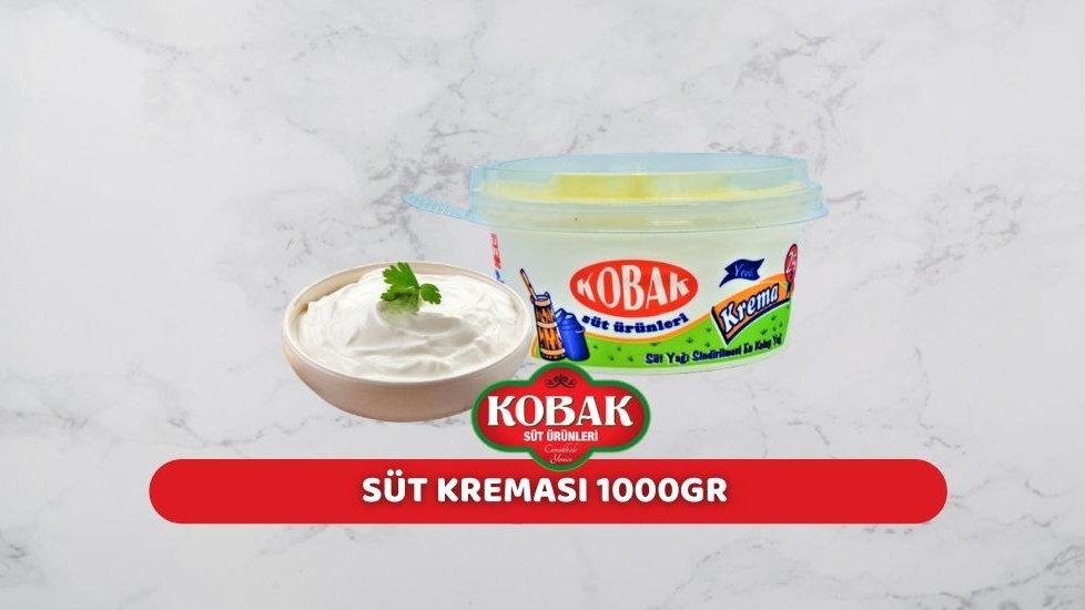 Kobak Taze Krema (1 Kg.)
