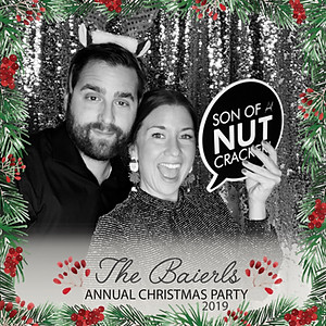 The Baierl's Christmas Party