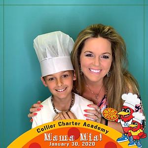 Mama Mia! Collier Charter