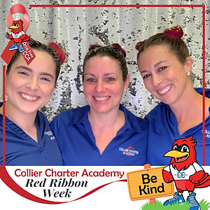 Red Ribbon Week   Collier Charter Academy
