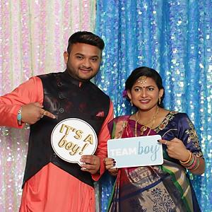 Harshil and Anjana