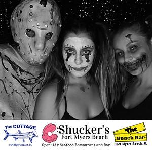 Shucker's Halloween Costume Party