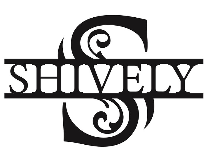 Split Monogram Design 7