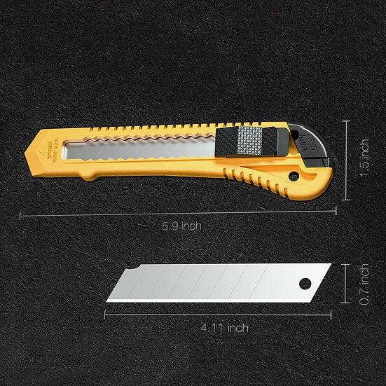 Retractable Razor Knife