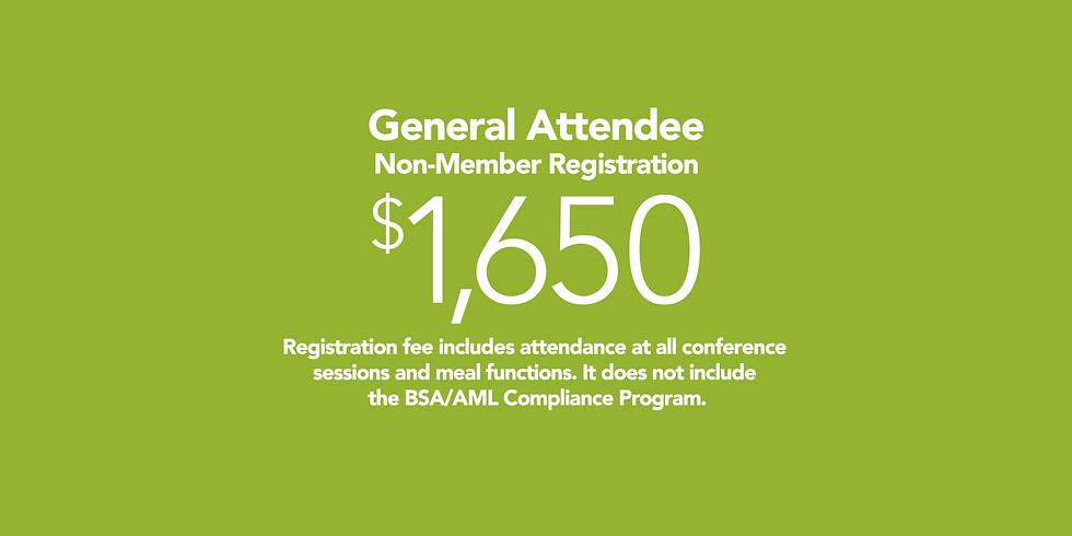 INFiN MoneyTrends 2021 General Attendee Non-Member Registration