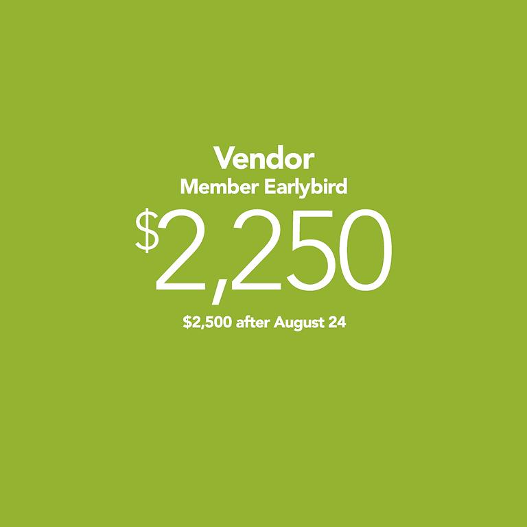 INFiN MoneyTrends 2021 Vendor Member Registration