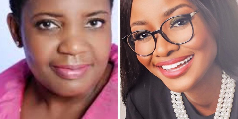 In Conversation with Debbie Ariyo & Dr. May Ikeora on the Factors Driving Trafficking of African Women and Girls