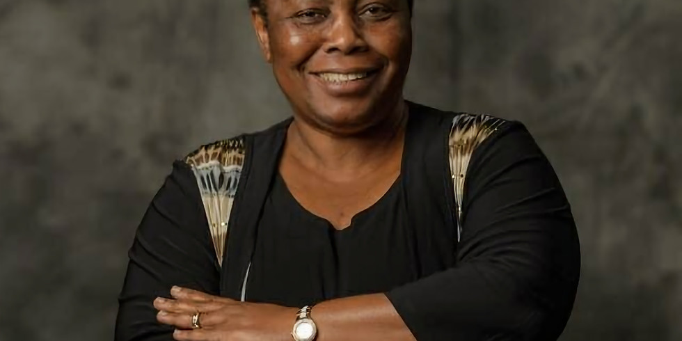 In Conversation with Julienne Lusenge on The Future of Women and Girls in DRC
