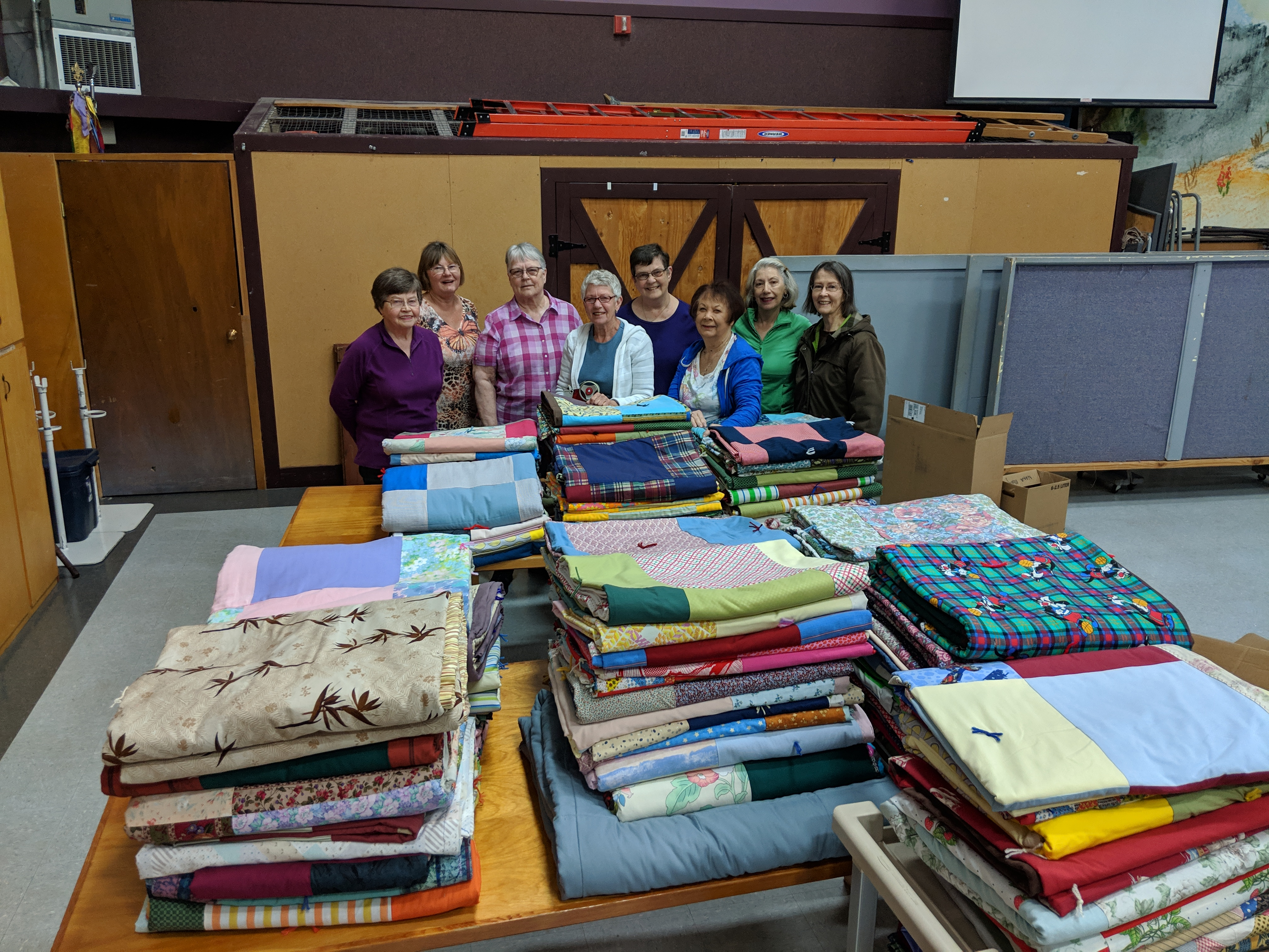 Mission Quilters