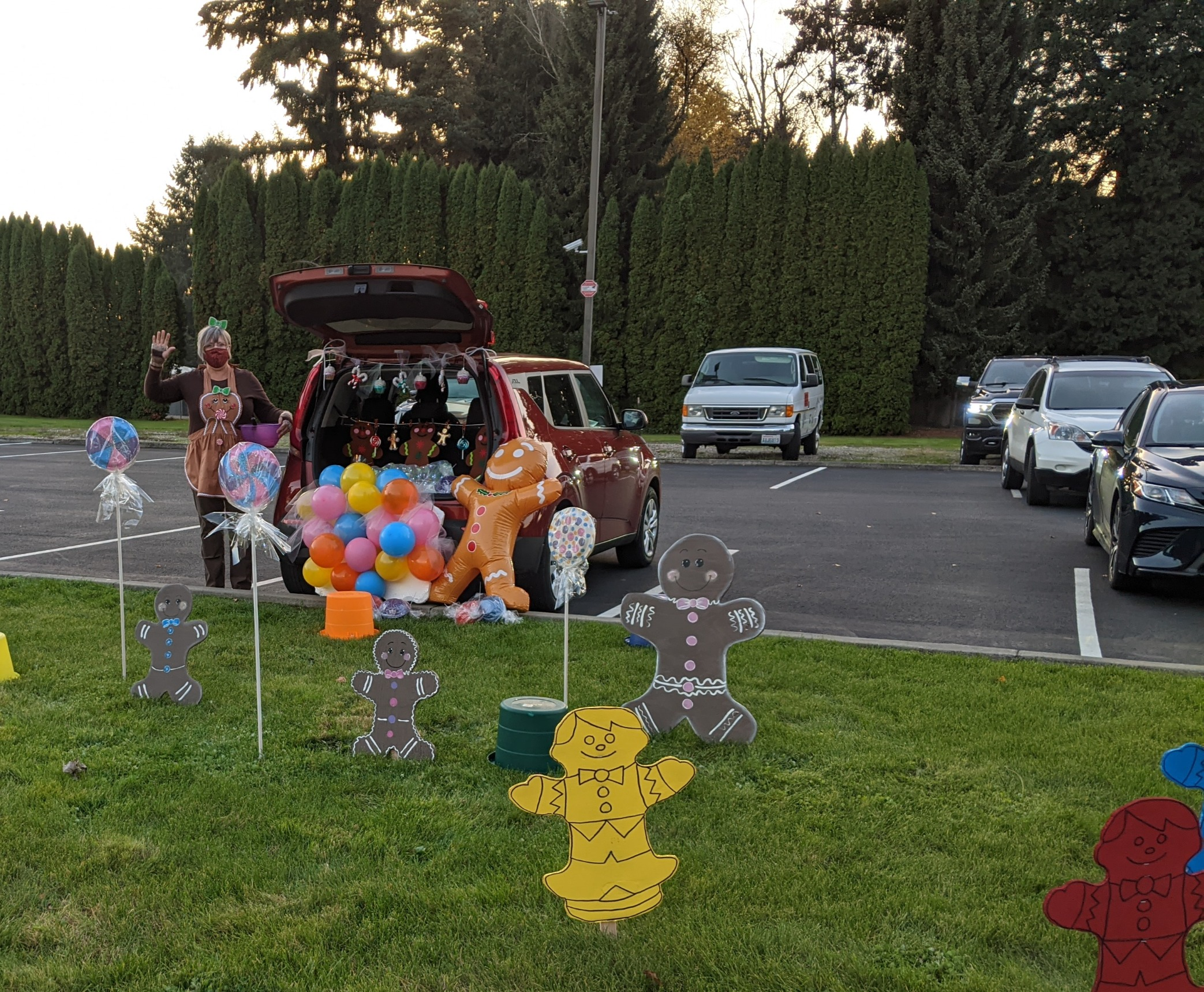 Trunk-Or-Treat Drive-Thru