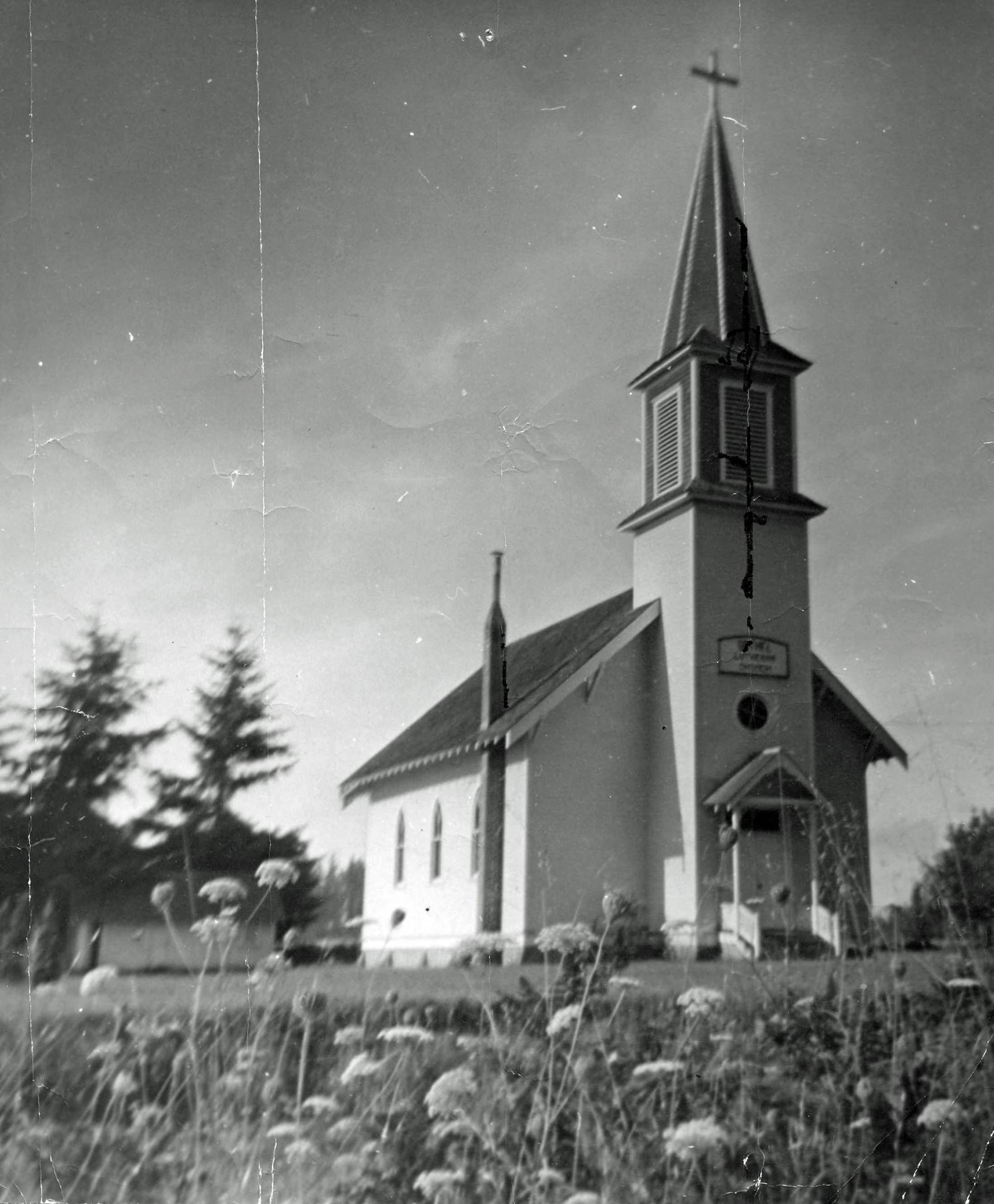 Old Photo of Bethel 1922