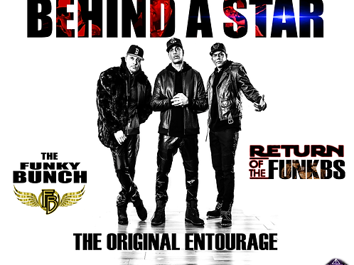 Behind A Star Hardcover *PRE-SALE*