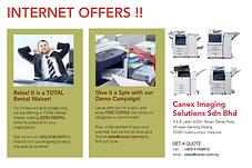 Canex Internet Offer 1