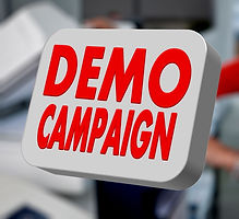 Canex demo campaign