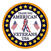thank_you_veterans_classic_round_sticker