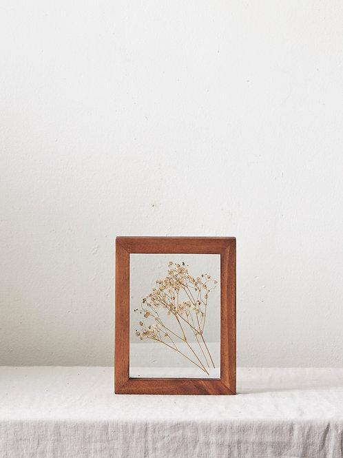 Khung tranh hoa Baby / size S