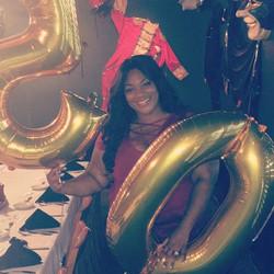 pretty 50 balloon pic