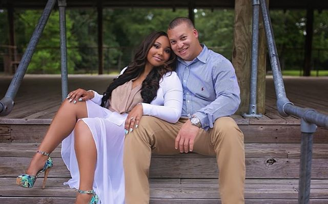 My couple _Save the date_ pictures came out flawless!!! Can't wait to get them down the aisle!!! #La