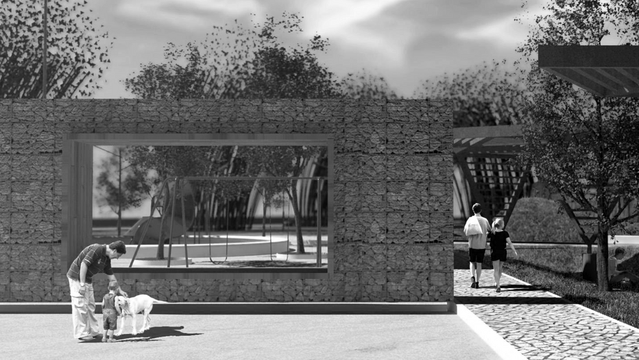 Belo Jardim Cultural: A public space for a town