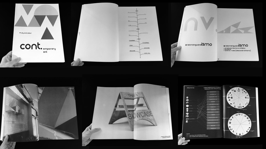 ARCH-ZINES: Learning contemporary architecture thru the making of fanzines