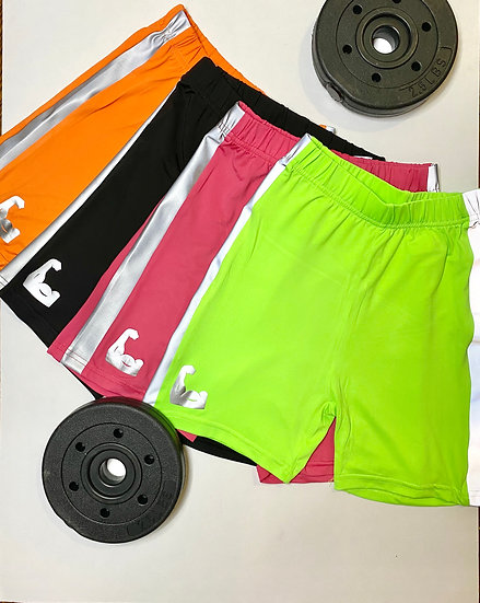 Flexx Biker Shorts