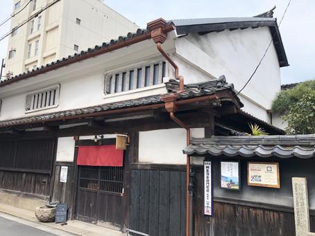 鞆の津句会作品展を開催しています