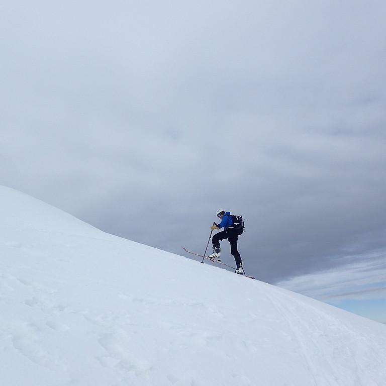 Initiation ski de rando
