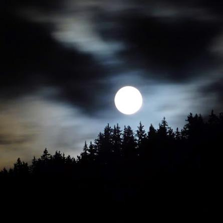 Rando pleine lune