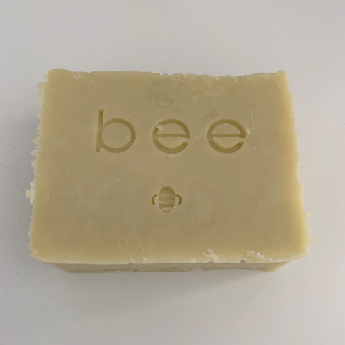 Unscented Natural bee Soap