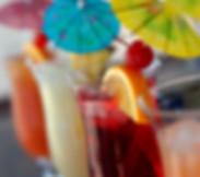 cocktails at the secret escape
