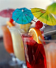 Fat Sat's Bar and Grill Drinks
