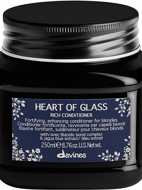 DAVINES Heart of Glass Rich Conditioner