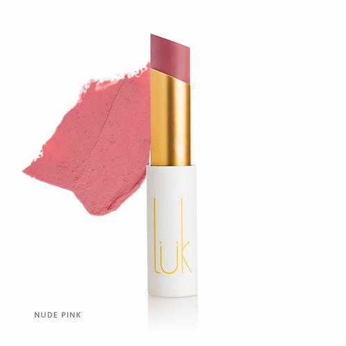 LUK Beautifood Lip Nourish Sheer Lipstick