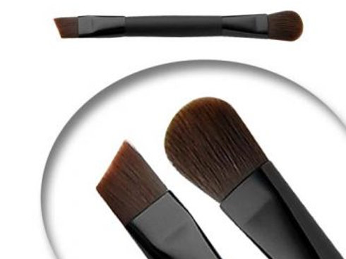 Elke Mini Duo Brow Brush