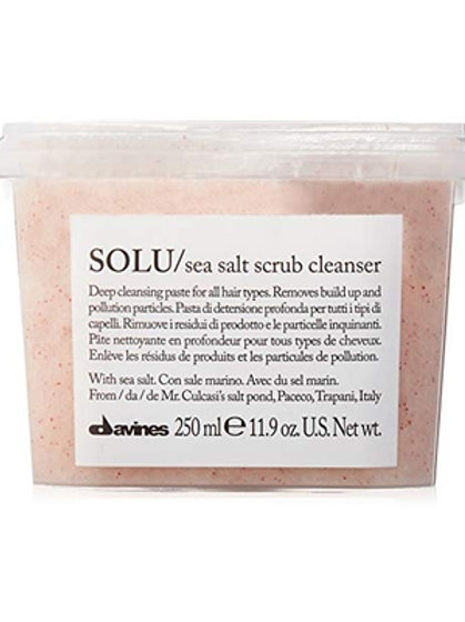 Daines SOLU Sea Salt Scrub