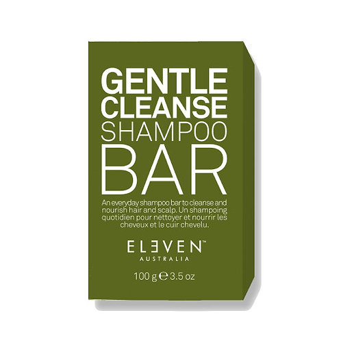 ELEVEN Gentle Cleanse Shampoo Bar